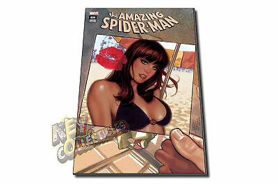 The Amazing Spider-man #800 Adam Hughes COVER A VARIANT - NM