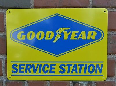 GOODYEAR Tires Service Station Garage Shop Mechanic Sign Tire store SIGN 7day