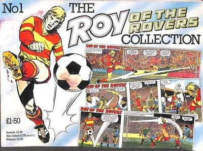 The Roy of the Rovers Collection no 1, TODAY newspaper, Good Condition Book, ISB