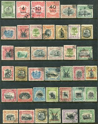 NORTH BORNEO   Very  Nice  Old  Collection   UPTOWN 39432