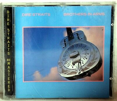 CD DIRE STRAITS - Brothers In Arms