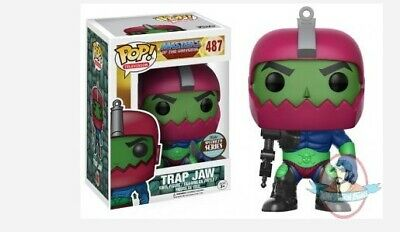 Pop! TV Masters of the Universe Trap Jaw Specialty Series #487 Funko