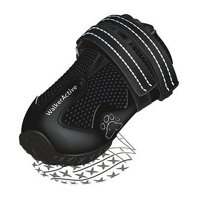 New - Trixie Walker Active Protective Dog Boots Shoes All Sizes - 1-2-4 Pk
