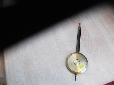 Antique Clock Pendulum For United Kingdom / Global Shipping Postage.