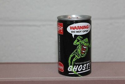 Coca-Cola can - UNITED KINGDOM - This Can containt a Ghost ! Wimpy - 1989 (155)