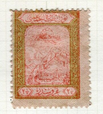 TURKEY; 1930s early AIRMAIL issue fine Mint hinged 2.5Pi. value