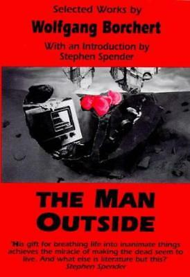 The Man Outside by Borchert, Wolfgang | Paperback Book | 9780714503592 | NEW