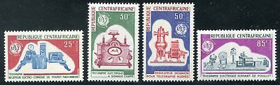 CENTRAL AF. REPUBLIC  45 - 48  Beautiful Mint Never Hinged Set UPTOWN 35222