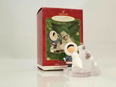 Hallmark Keepsake Series Ornament 2000 Frosty Friends #21 - #QX6601-SDB