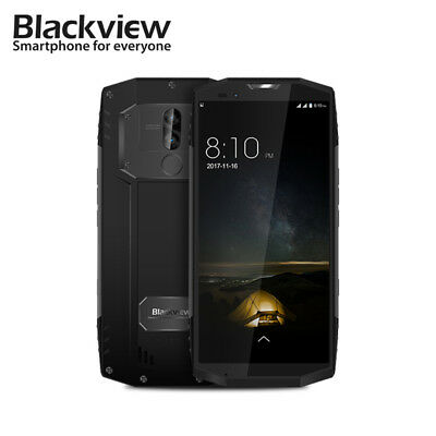 Blackview BV9000 5.7'' 64GB Octa-Core Android7.1 IP68 4G Smartphone 4180mAh Gris