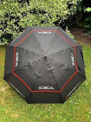 Superb Adams Golf Double Canopy Golf Umbrella