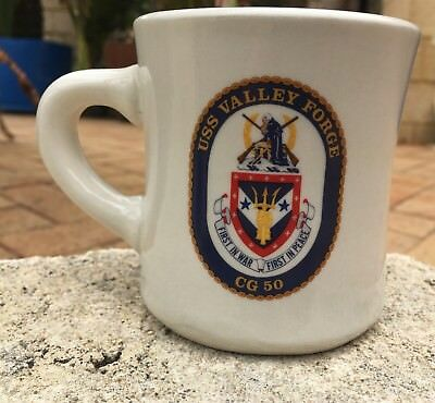 USS Valley Forge , Naval Cup