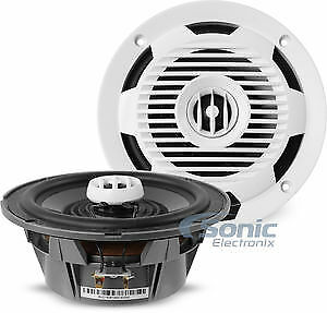 "MTX WET65-W 6.5"" WET Series Coaxial Marine Speakers - Open Box (Complete)"