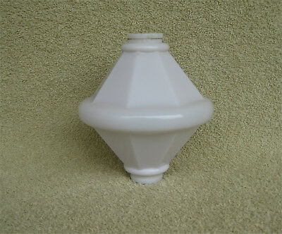 Scarce WMG Unembossed Electra Type Cone Old Lightning Rod Ball