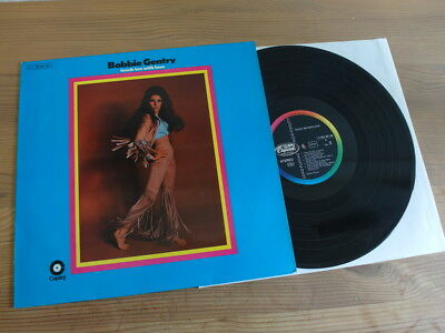 BOBBIE GENTRY TOUCH´EM WITH LOVE LP RARE GERMAN CAPITOL 70s IN MINT CONDITION