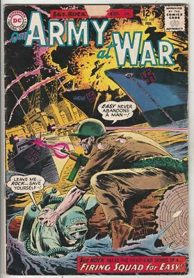 Our Army at War # 139 Strict VG+ Artist Joe Kubert listed now