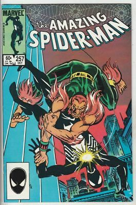 Amazing Spider-Man # 257 Strict VF/NM 1st Appearance The Puma Part II