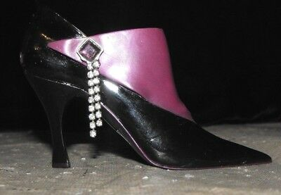 """JUST THE RIGHT SHOE """"UPTOWN SWING """" #25343 w/BOX by RAINE (C) 2002"""