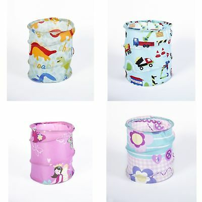 Mucky Fingers Childrens Patterned Pop Up Concertina Bin (MS104)