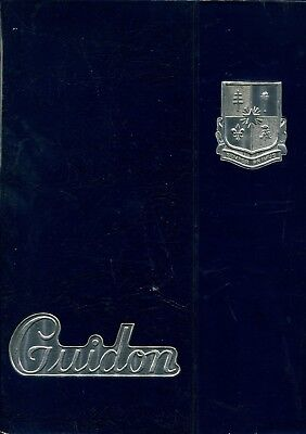 Christian Brothers College High School, St Louis, Mo Yearbook - Guidon - 1964
