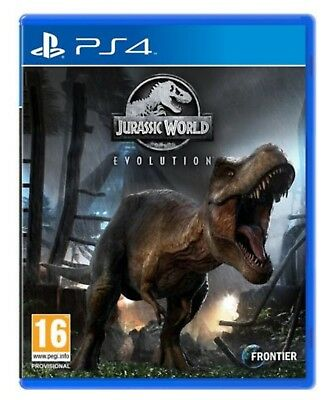 Jurassic World Evolution (PS4) New PREORDER 3rd July Release