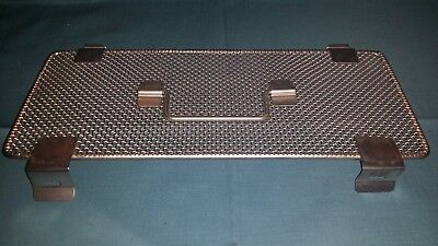 Aesculap Jf169 Mesh Lid Cover For Micro Instrument Storage Case Surgical Medical