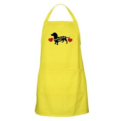 CafePress - Dachshund Mom - Full Length Cooking Apron