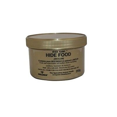 Gold Label Hide Food 250g Horse Riding Leather Care Equine