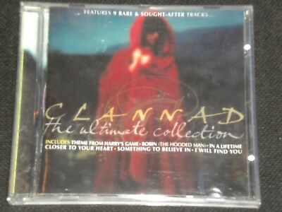 Clannad - The Ultimate Collection - CD Album - 1997 - 18 Great Tracks