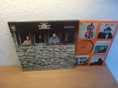 The Byrds: Notorious Byrd Brothers LP 1968 Mint Orange CBS
