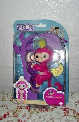 Fingerling...Fingerlings...baby Affe...neu