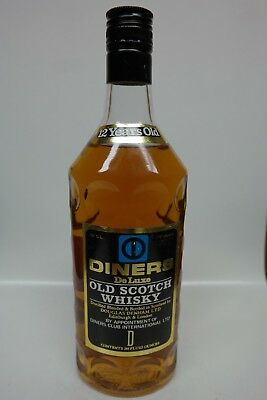 Fl. Diners de Luxe blended old Scotch Whisky aged 12 years, 700ml