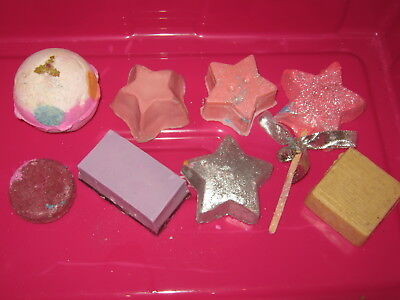 LUSH Assorted Soaps and Bath Items