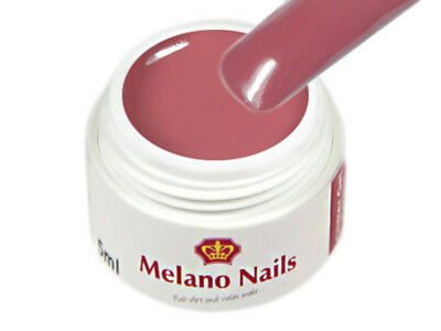 Colour UV Gel Made in Germany 5ml Red Nude
