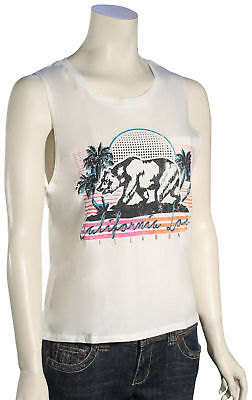 Billabong Cali Love Women's Tank - Cool Wip - New