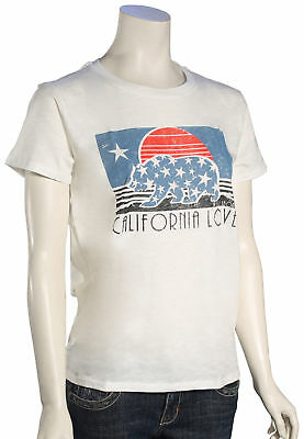Billabong California Stars Women's T-Shirt - Cool Wip - New