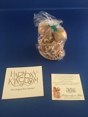 Harmony Kingdom Rhapsody in Blue TJSER02 New in Original Box