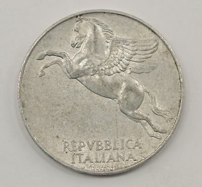 1948-R Italy 10 Lire Foreign Coin *789