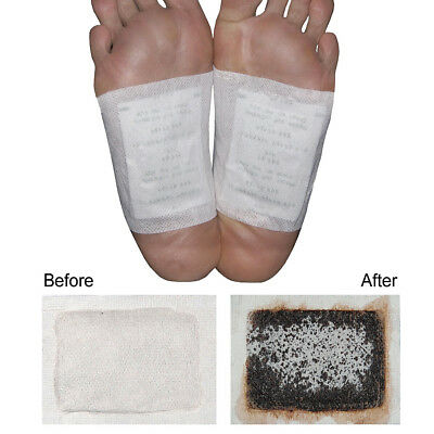 NEW Himalayan Mountain Salts Foot Detox Patches w/ 100% All-Natural Ingredients