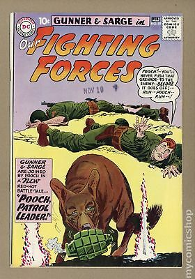 Our Fighting Forces #59 1961 FN- 5.5