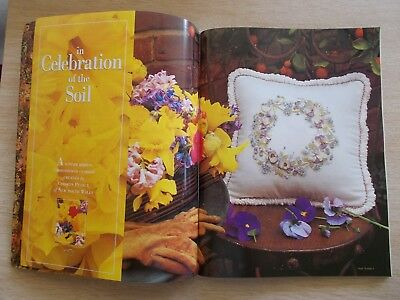 Inspirations #16~Embroidery Projects~Baby~Cushion~Rug~Ring Cushion~Rev Vest