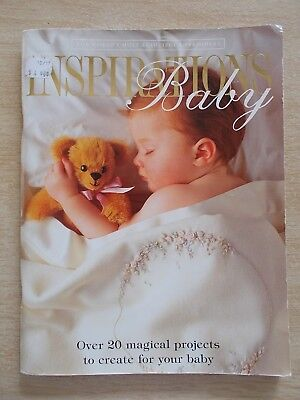 Inspirations~BABY~Embroidery Projects~Blankets~Christening~Nursery~Smocked Dress