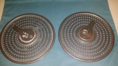 Lot 2 Case Medical Paper Filter Retention Plate For Sterilization Tray Container