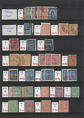 Bulgaria Stamps Early, Ex-Dealer Stock MUH + FU Big Catalogue Clearance [1]