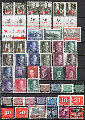 German Third Reich areas WW2 General Gouvernement MH (2953