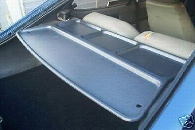 Ford Capri Mk 2 / 3 Parcel Shelf : 280 Injection Laser - GREY G065
