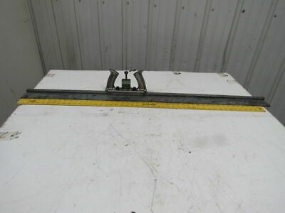 "Flexco Allegator Model 342 42"" Wide Conveyor Belt Cutter"