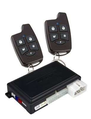 New! ScyTek A1 1-Way Keyless Entry/Remote Start Car Alarm System w/ Transmitter