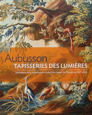 French Book : antique tapestries, tapestry (aubusson)