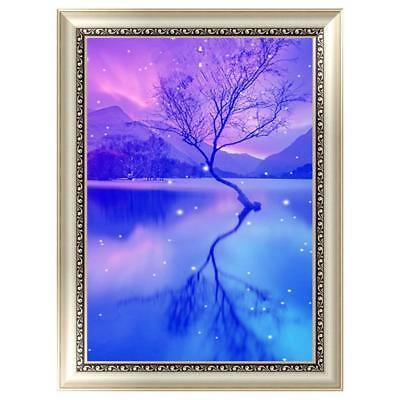 "Diamond Painting - Diamant Malerei - Stickerei - ""Baum - Vollbild"" (842/1)"